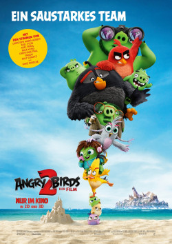 Plakat Angry Birds 2