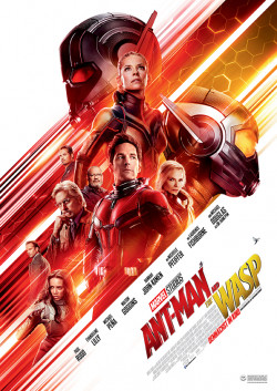 Plakat Ant-Man And The Wasp