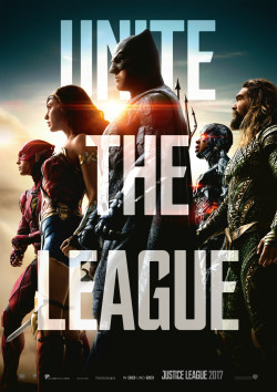 Plakat Justice League