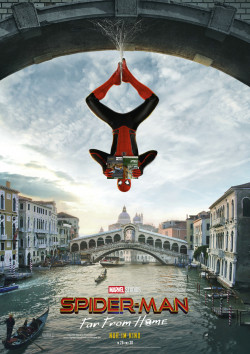 Plakat Spider-Man: Far From Home