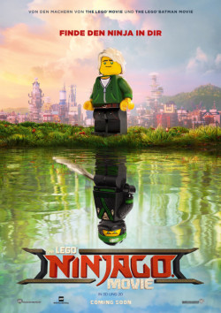 Plakat The LEGO Ninjago Movie