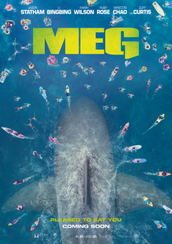 Plakat The Meg