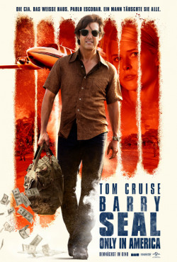 Plakat Barry Seal - Only In America