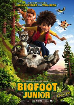 Plakat Bigfoot Junior