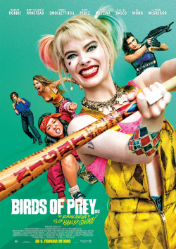 Plakat Birds Of Prey: The Emancipation Of Harley Quinn
