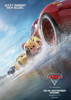 Plakat Cars 3 - Evolution