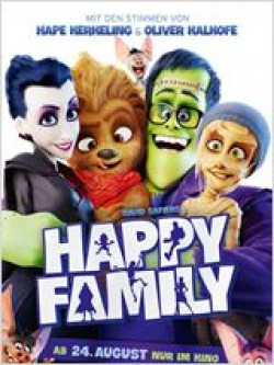 Plakat Happy Family