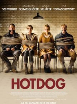 Plakat Hot Dog
