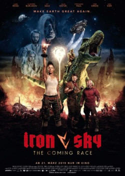 Plakat Iron Sky 2: The Coming Race