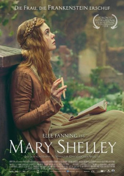 Plakat Mary Shelley