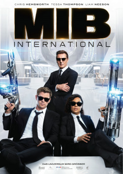 Plakat Men In Black: International