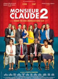 Plakat Monsieur Claude 2