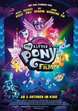 Plakat My Little Pony - Der Film