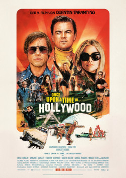 Plakat Once Upon A Time In... Hollywood