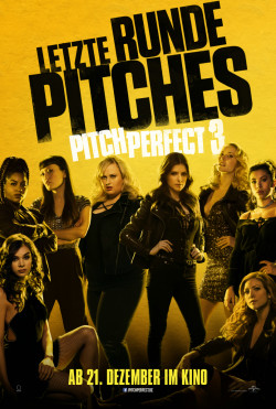Plakat Pitch Perfect 3