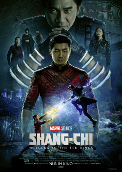 Plakat Shang-Chi And The Legend Of The Ten Rings