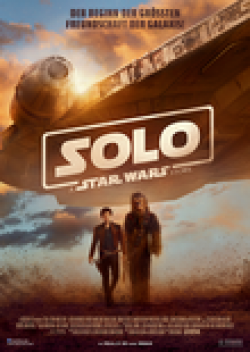 Plakat Solo: A Star Wars Story