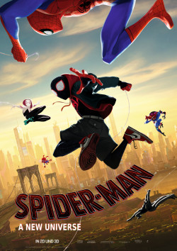 Plakat Spider-Man: A New Universe