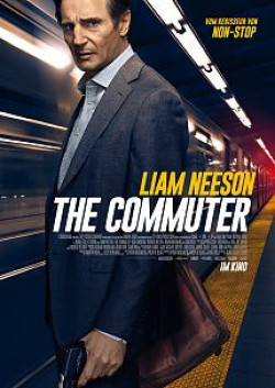 Plakat The Commuter