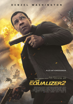 Plakat The Equalizer 2