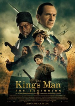 Plakat The King's Man: The Beginning