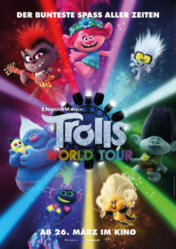Plakat Trolls 2 - Trolls World Tour