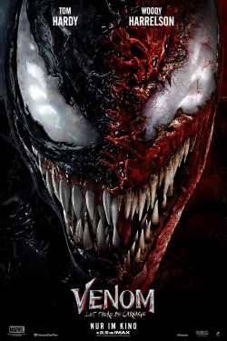 Plakat Venom 2: Let There Be Carnage