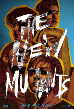Plakat X-Men: New Mutants